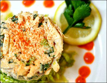 Jumbo Lump Crabmeat Imperial