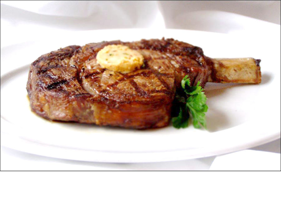 Cowboy Rib Eye, 20 oz., Bone-in