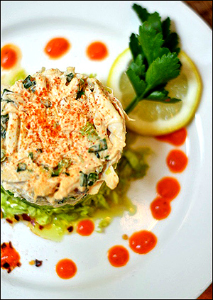 Jumbo Lump Crabmeat Imperial (Lounge & Bar Menu)